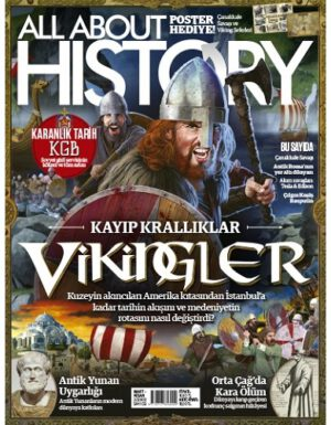 All About History 3.Sayı Mart-Nisan 2021