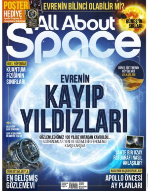 All About Space Temmuz 2021