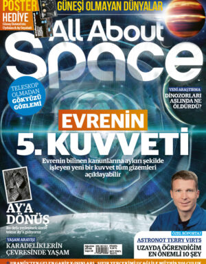 All About Space Ağustos 2021